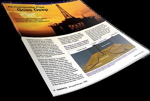 DeepFlex Composite Oil Pipe marine & offshore